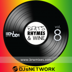 Beats, Rhymes & Wine Vol. 8 – Island/Reggae