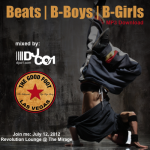 New MIX DOWNLOAD – Beats | B-Boys | B-Girls