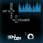 Hip Hop Favorites – Nov 2013