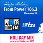 Power 106.3 Holiday Mix – 2011