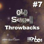 Throwbacks Vol. 7 – Classic Hip Hop