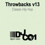 Throwbacks v13 – Classic Hip Hop